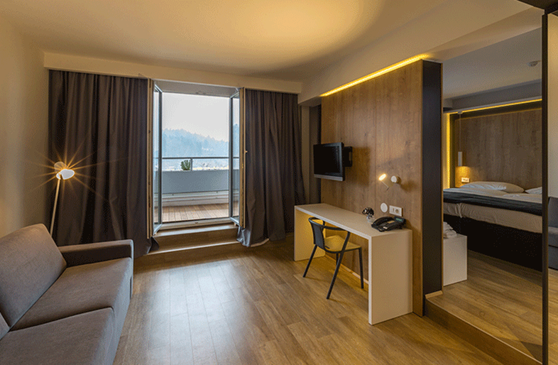 Suite at M Hotel Ljubljana